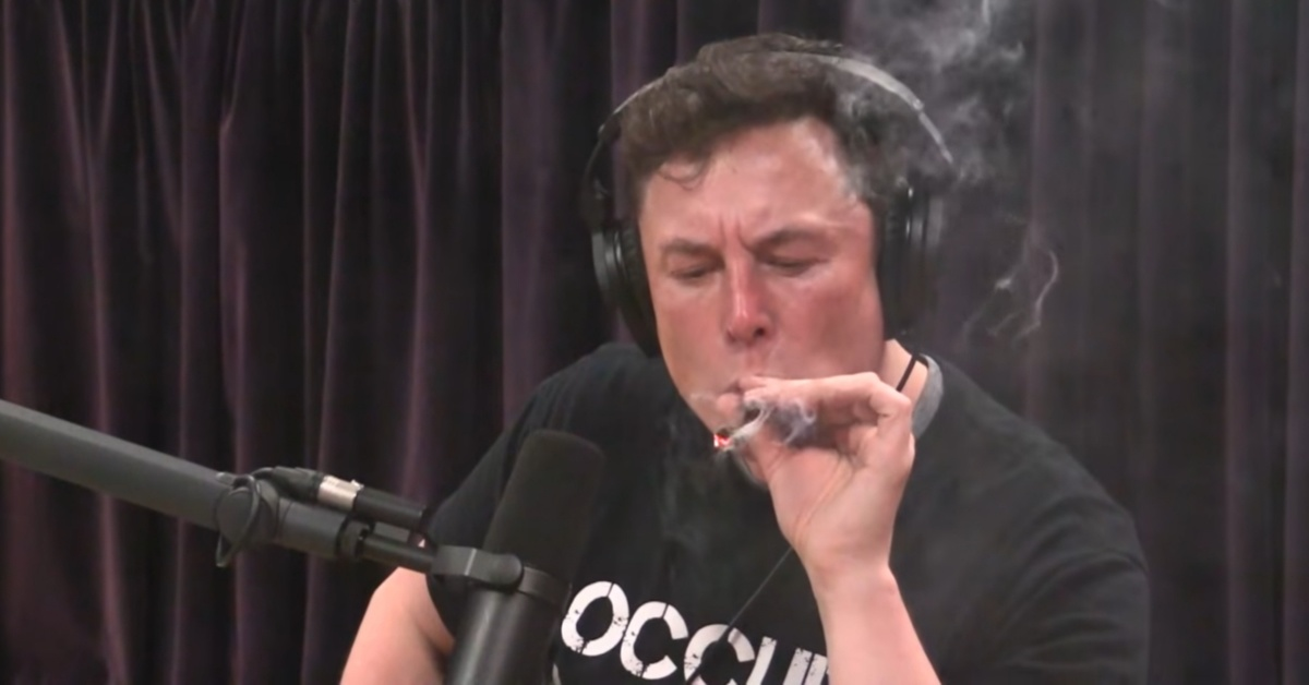 NASA Had To Pay $5 Million In Taxpayer Money For SpaceX Employee Training After Elon Musk Smoked Weed On Joe Rogan's Podcast