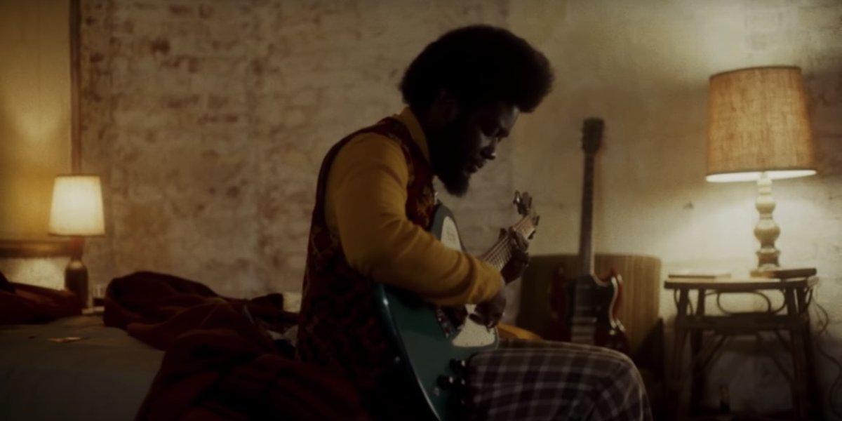Michael Kiwanuka Pays Homage to the Black Liberation Movements of the '60s In New Video 'Hero'