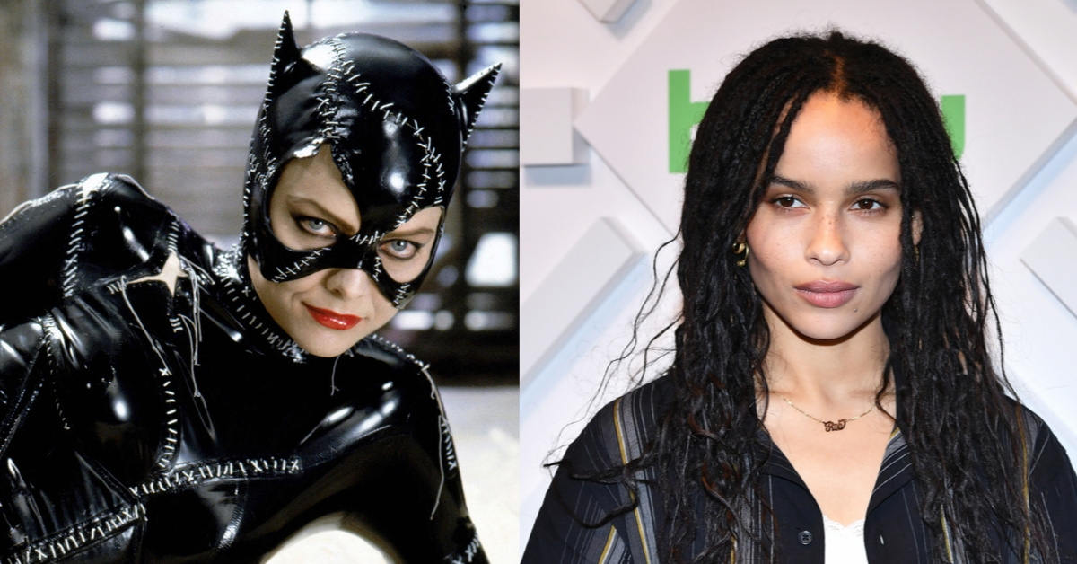 Michelle Pfeiffer Has The Most Practical Piece Of Advice For Zoë Kravitz About Playing Catwoman
