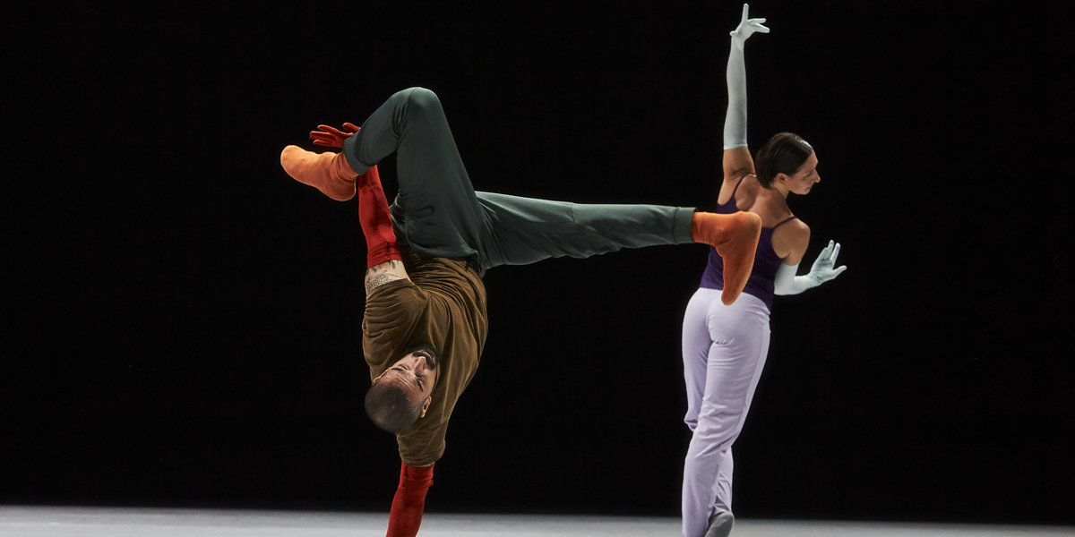 7 Reasons to Love William Forsythe's Quiet Evening of Dance