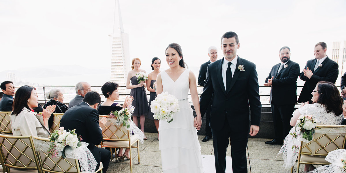 Wedding Inspiration: A San Francisco-Themed Soiree With Views to Match