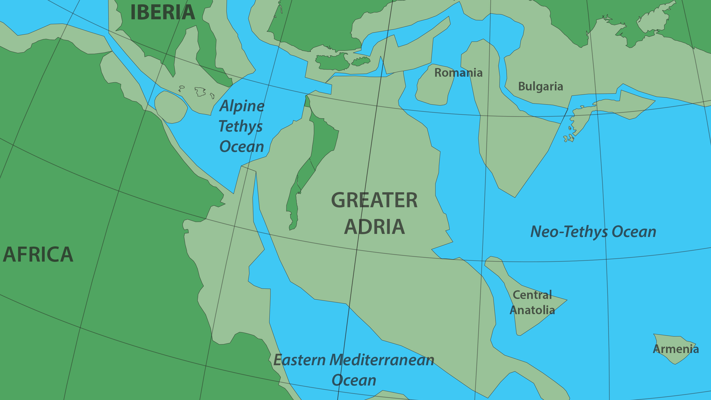 Greater Adria: Lost continent discovered in the ...