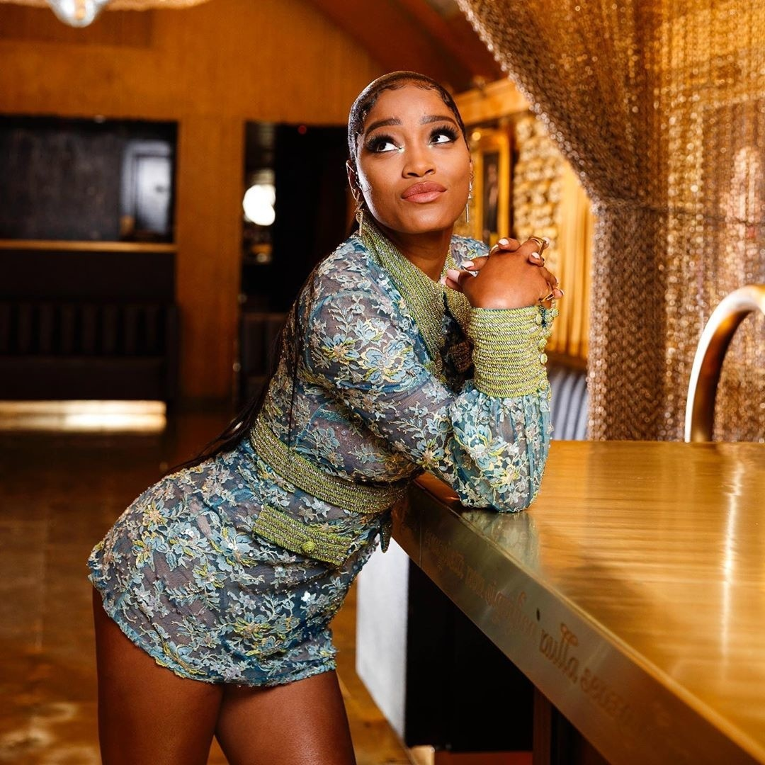 Sorry To This Man: Keke Palmer Has Mastered The Art Of The Classy Curve