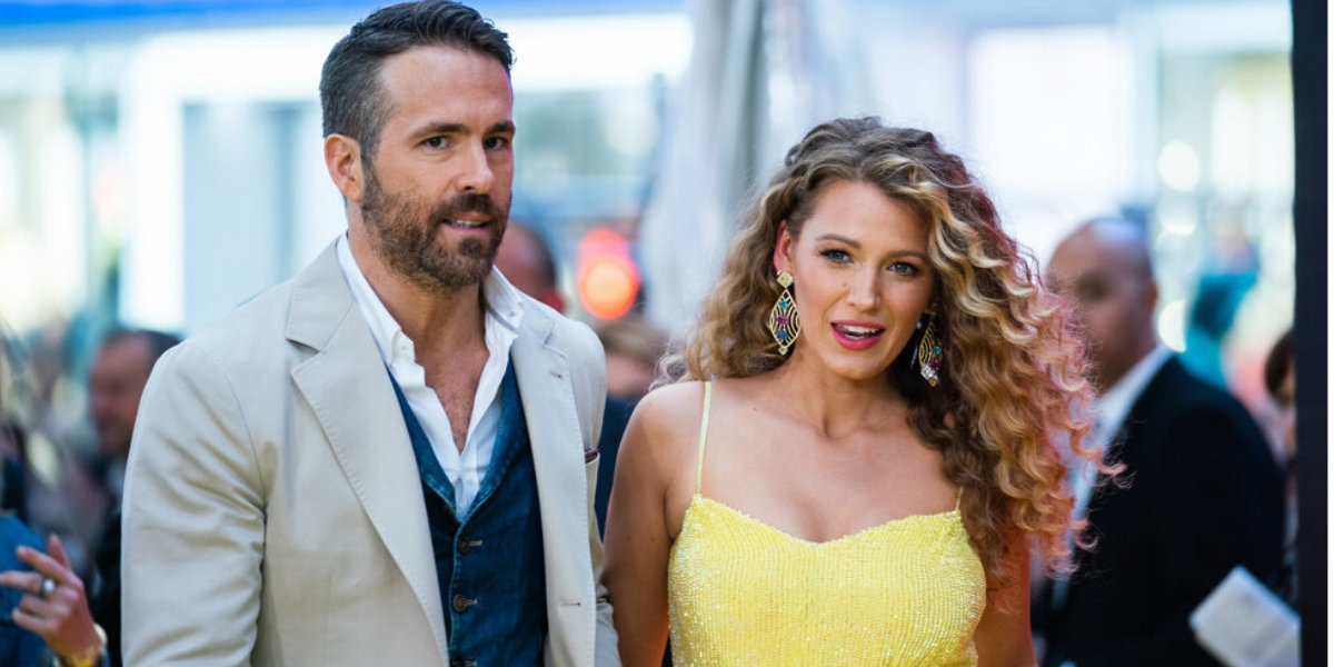 Ryan Reynolds Shares First Photo Of His New Baby With Blake Lively In True Ryan Reynolds Fashion
