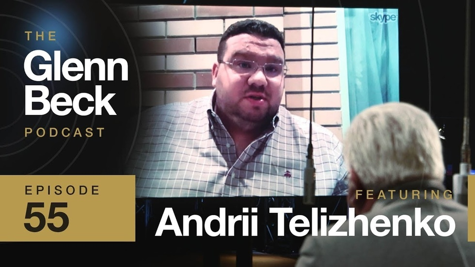 Partner Content - Coming Saturday: Andrii Telizhenko | Episode 55