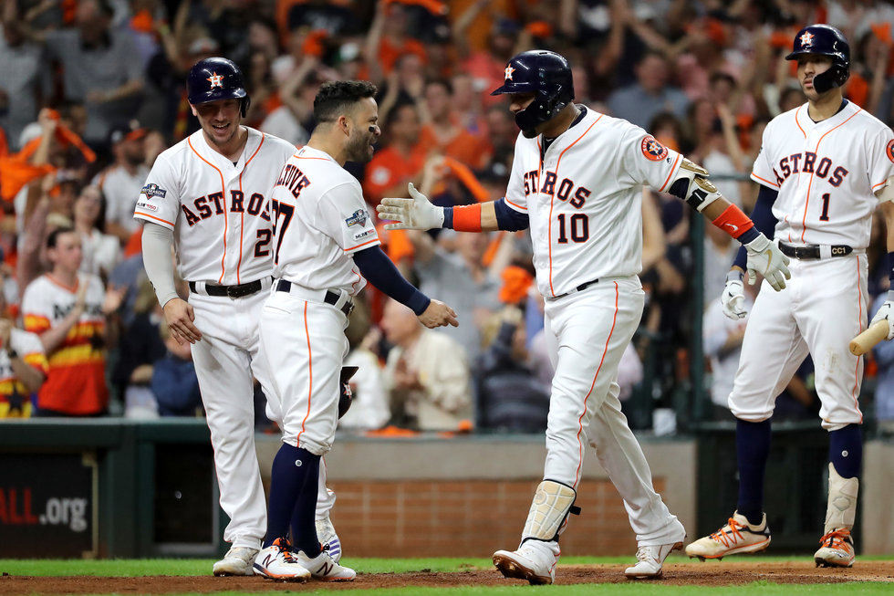 Astros playoff report presented by APG&E: Houston headed to World Series after ALCS Game 6 win