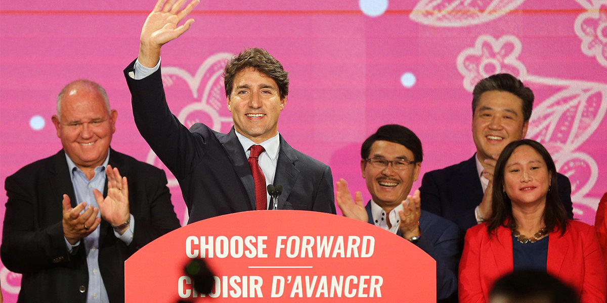Here's All You Need to Know About Canada's 'Climate Election'