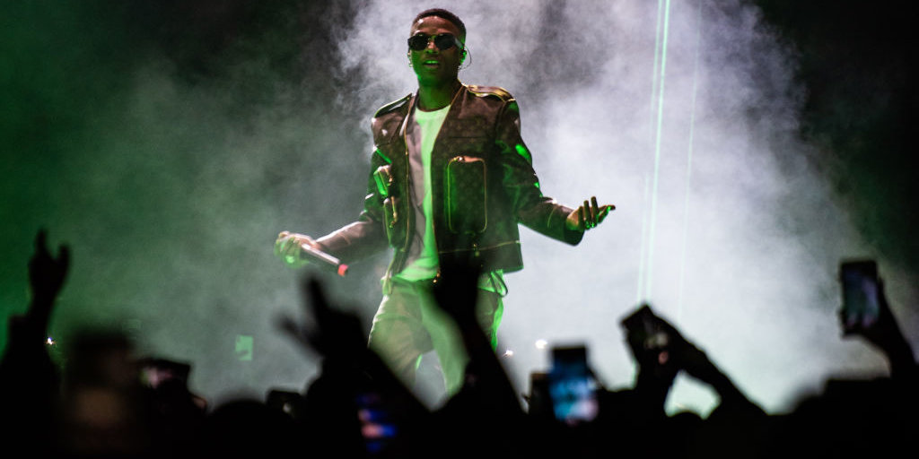 Wizkid Makes History with Star-Studded Starboy Fest 2019