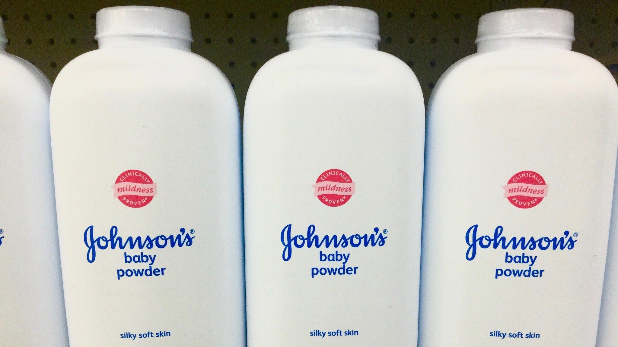 Johnson & Johnson Recalls 33 000 Baby Powder Bottles After FDA Finds