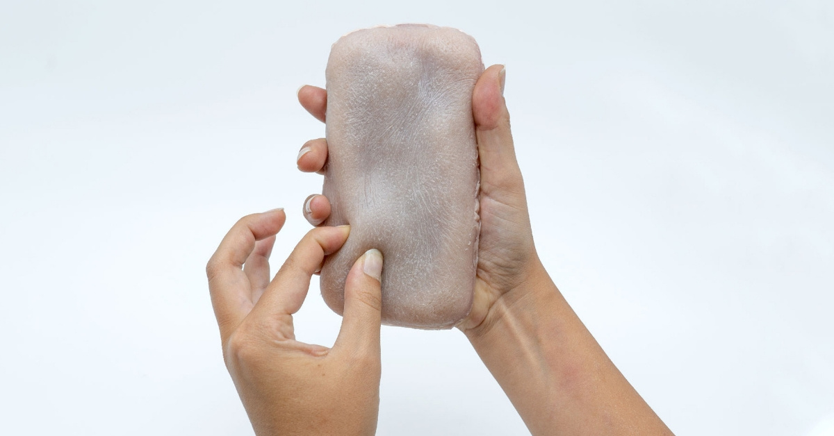 Scientists Develop 'Artificial Skin' That Can Wrap Around Mobile Phones To Make Them Ticklish