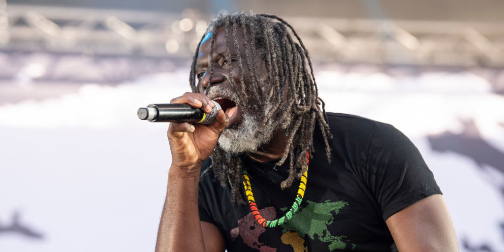 Ivorian Reggae Artist Tiken Jah Fakoly Has Condemned Guinea's President Amid Protests