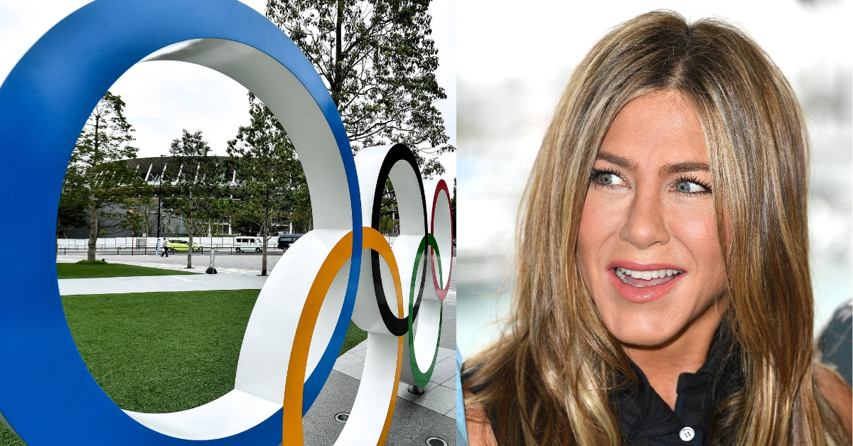 People Are Comparing The Newly Unveiled Paris Olympic Logo To Tinder, Shampoo, And Jennifer Aniston