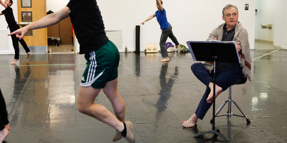 Mark Morris Is About to Become His Own Landmark