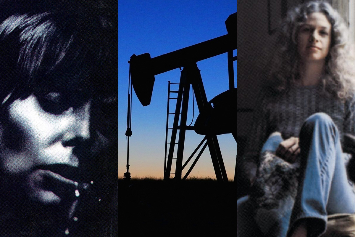 Blue ,  Tapestry , and Oil: Or, Oil Capitalism in Two Key Singer-Songwriter Albums