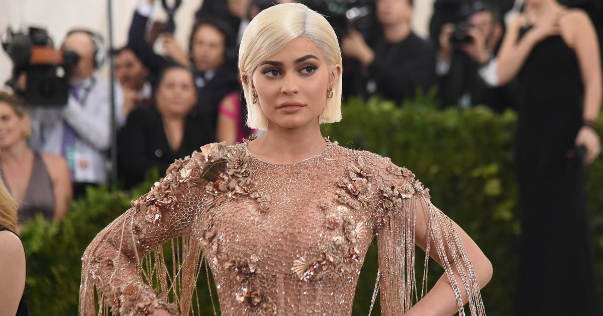 Kylie Jenner Files To Trademark 'Rise And Shine' After Video With Her Daughter Blows Up