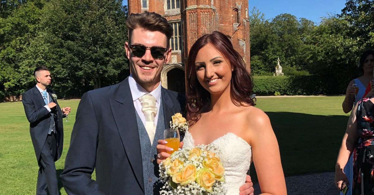 24-Year-Old Terminal Breast Cancer Patient Marries In Poignant Ceremony