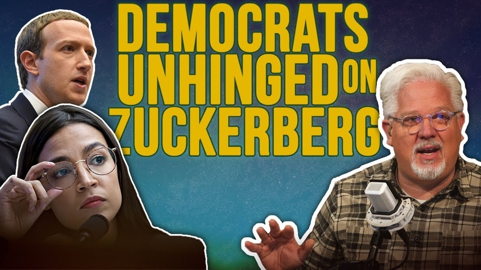 Partner Content - DEMS UNHINGED: AOC and Dems break their brain questioning Mark Zuckerberg