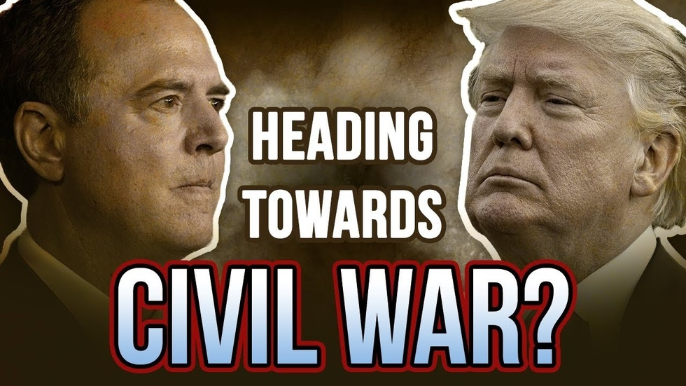 Partner Content - ARE WE HEADING TOWARD CIVIL WAR?: Bill O'Reilly says no... Unless THIS h...