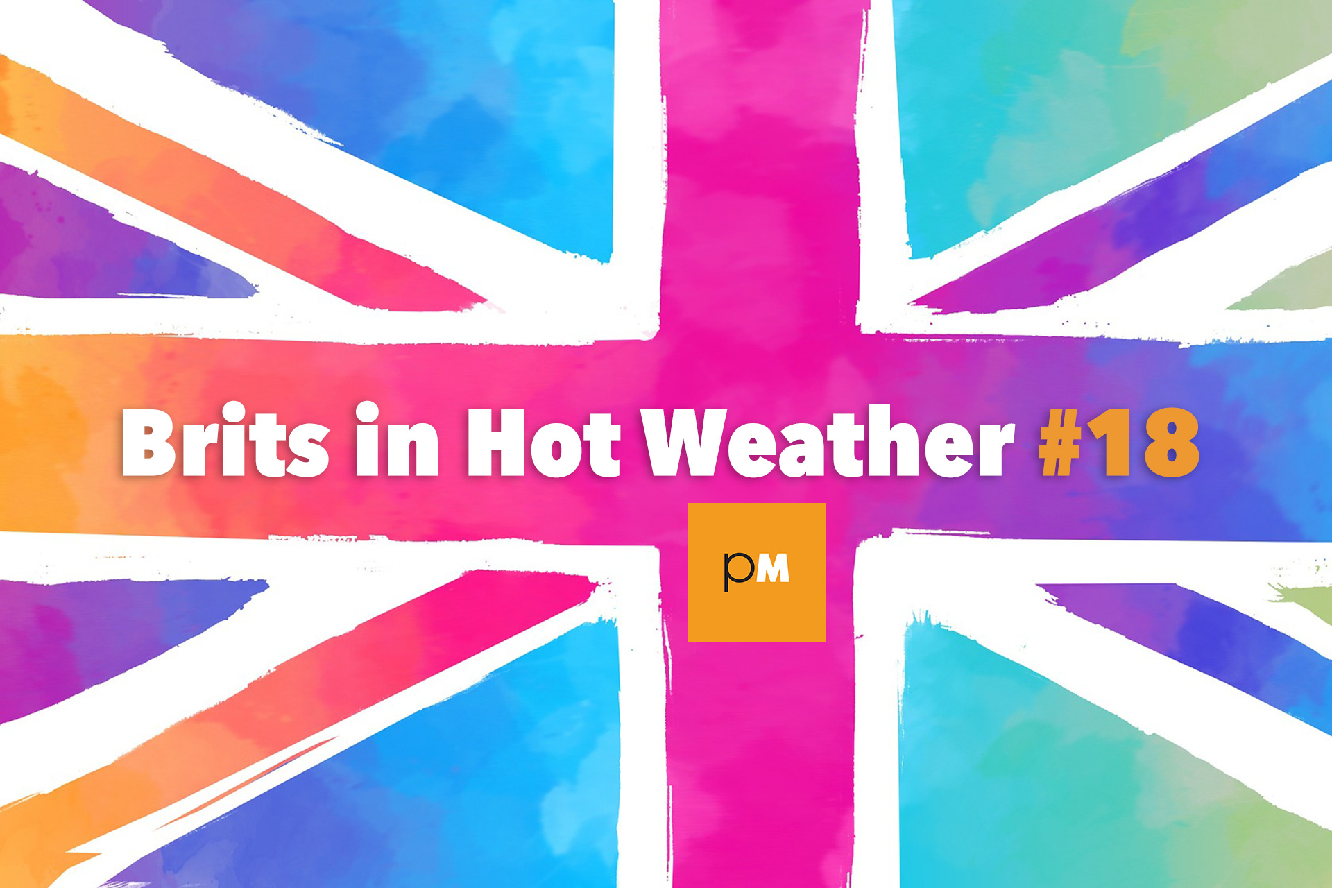 Brits in Hot Weather #18: Novacub, Johnny Kills, See Thru Hands, Brooke Bentham, Søren Lorensen