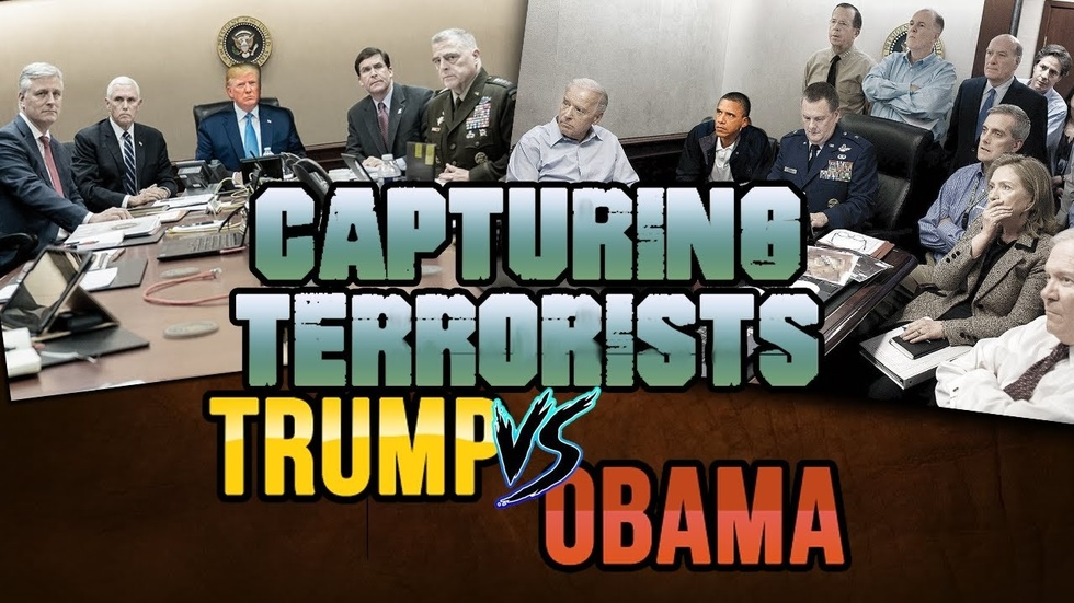 Partner Content - AL BAGHDADI KILLED: President Trump vs. Obama in the Situation Room with...