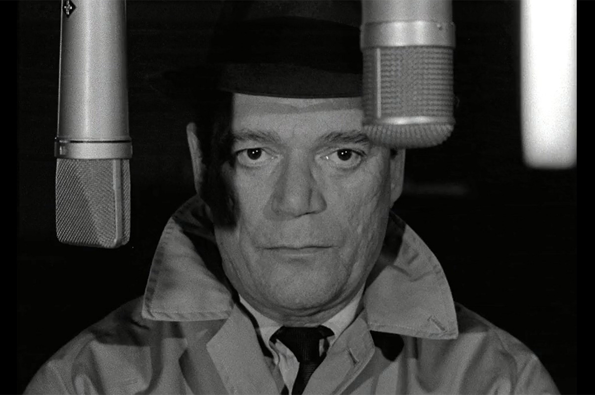 Godard s Sci-fi/Noir Alphaville  Is Witty and Subversive