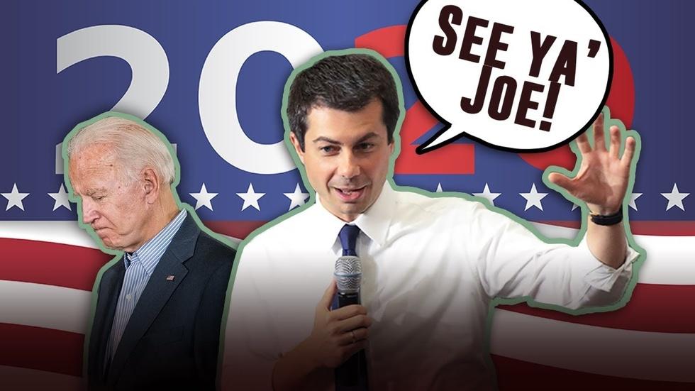 Partner Content - JOE BIDEN LEAD IS FADING: Could Pete Buttigieg win the 2020 Democratic n...