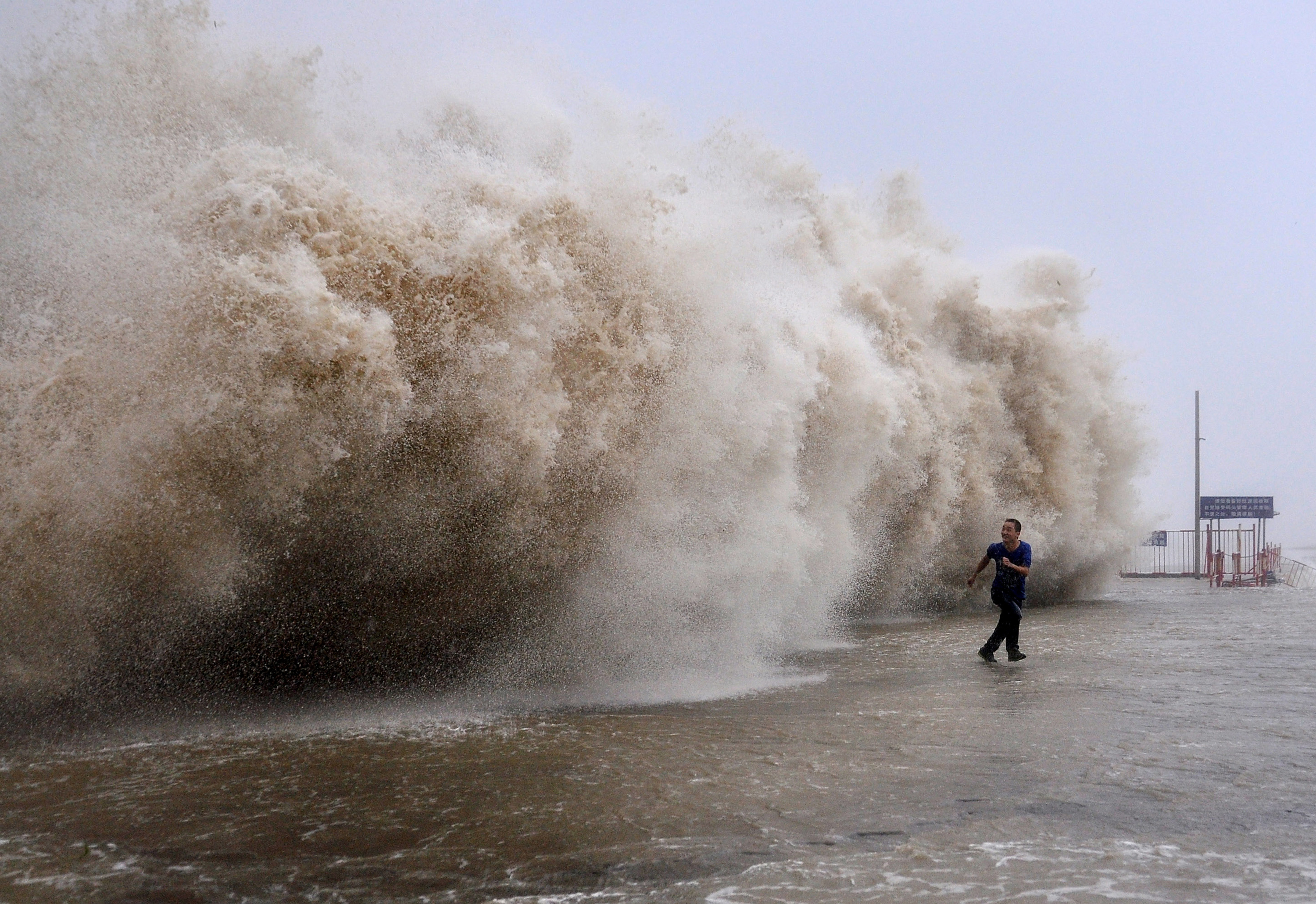 Study triples number of people threatened by coastal flooding