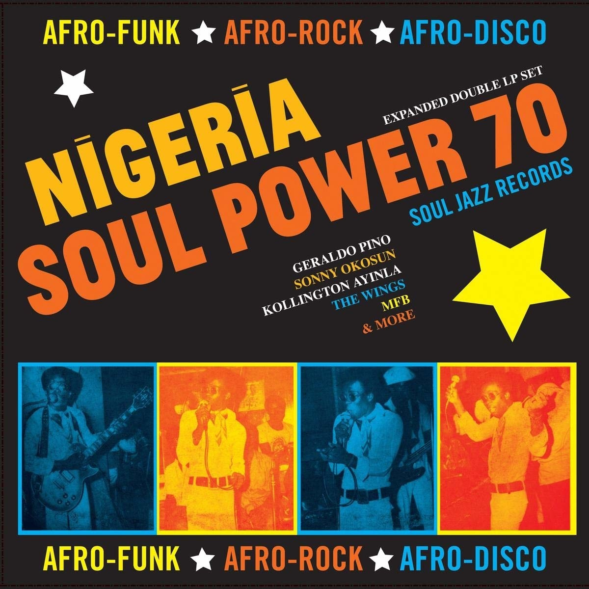 Nigeria Soul Power 70  Expands to Include Even More Funky Soul