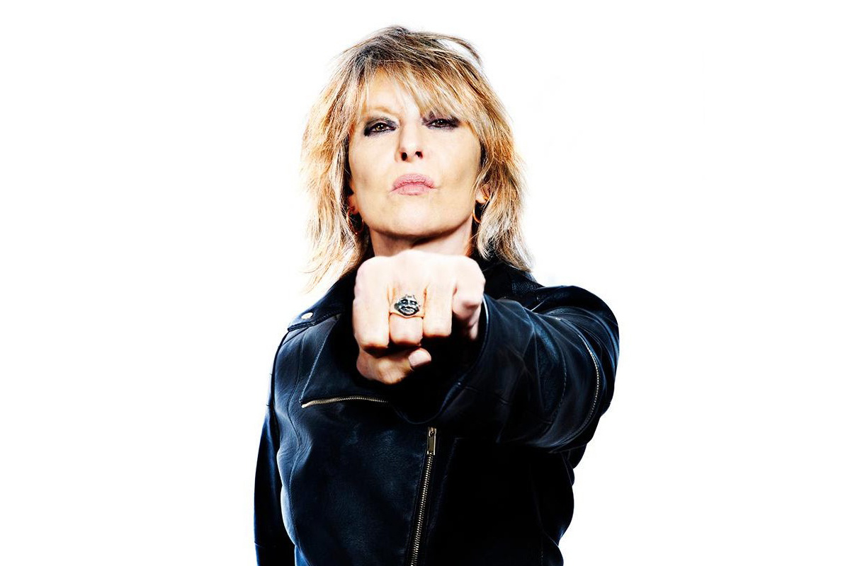 From Nancy Wilson to Brian Wilson, and Beyond with the Pretenders  Chrissie Hynde