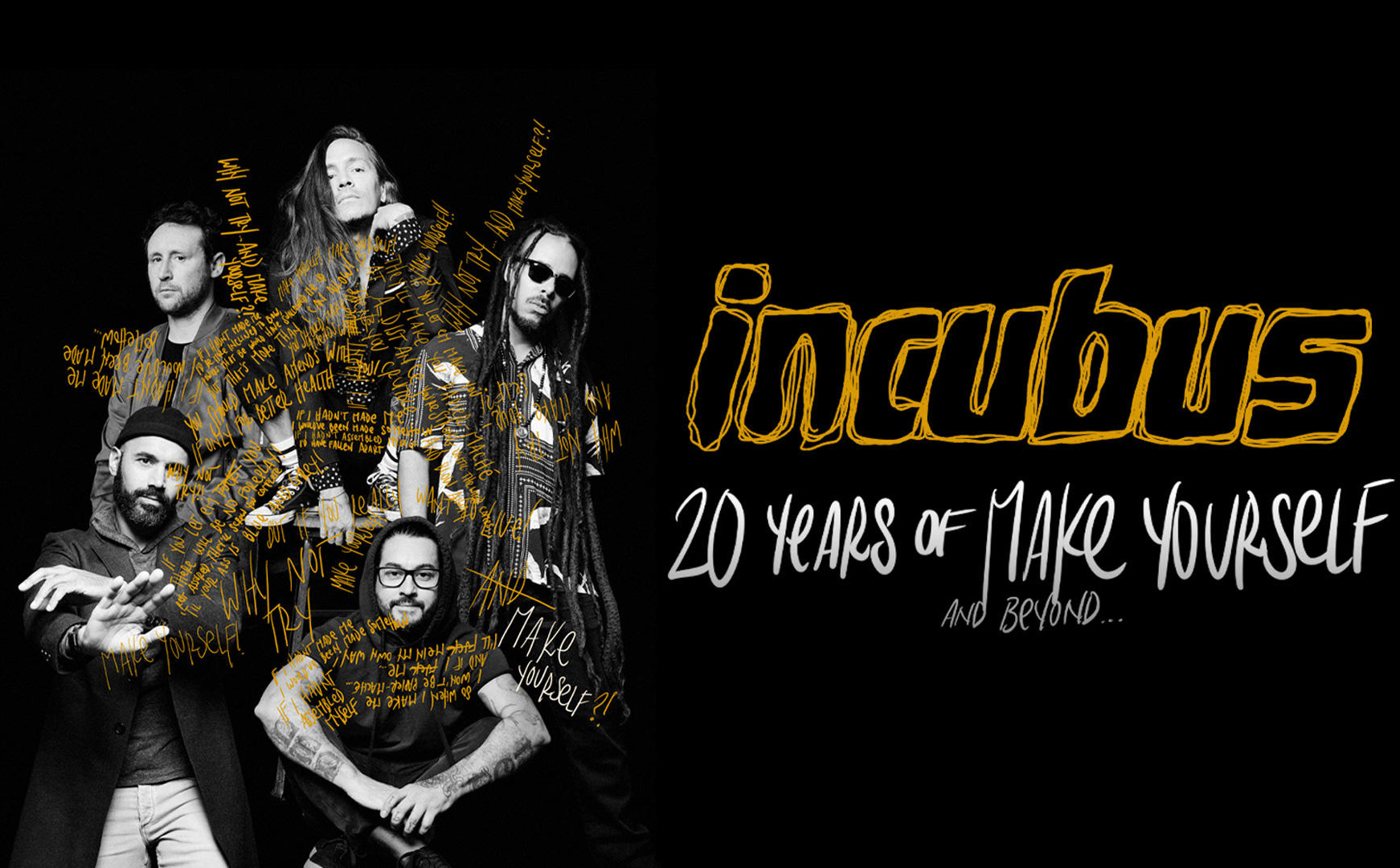 Incubus and Dub Trio Party Like It s 1999 in San Francisco