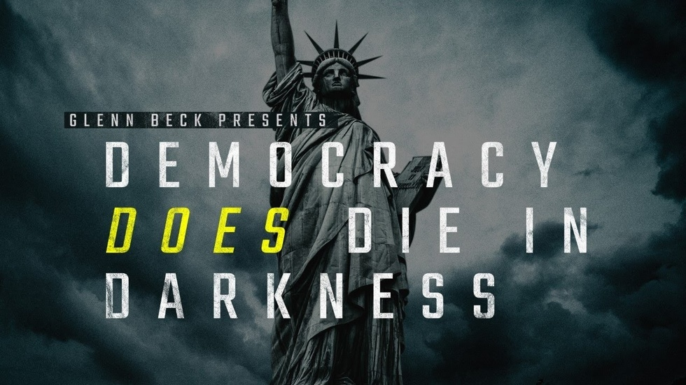 Partner Content - DEMOCRACY DOES DIE IN DARKNESS: Glenn Beck presents a Ukraine special on...