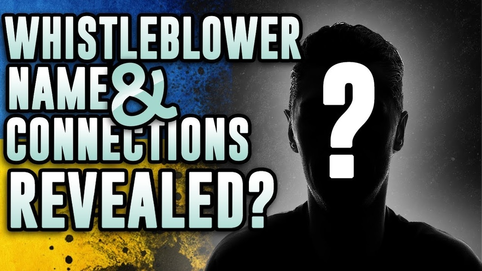 Partner Content - POSSIBLE UKRAINE WHISTLEBLOWER: CIA Eric Ciaramella worked WITH DNC 'ope...