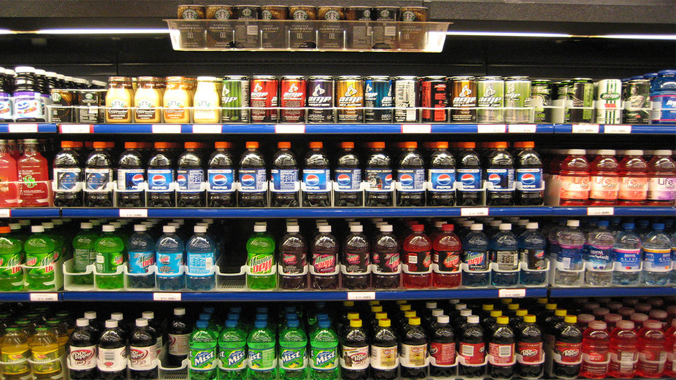 Banning Sugary Drink Sales at Work Could Shrink Your Waistline