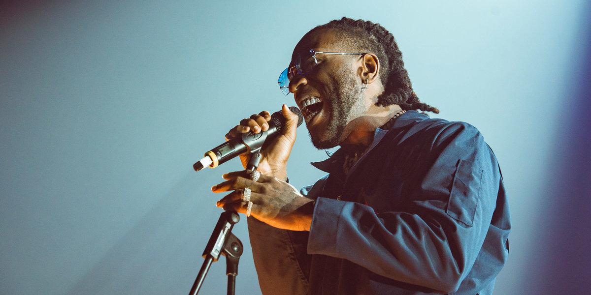 Burna Boy Won 'Best African Act' at the MTV Europe Awards