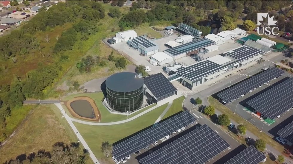 Giant Water Battery Cuts University's Energy Costs by $100 Million Over Next 25 Years