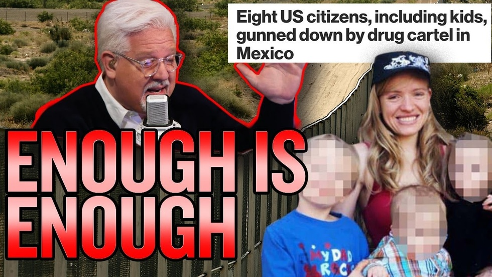 Partner Content - BORDER SECURITY: BUILD THE WALL NOW...US family, kids brutally murdered ...