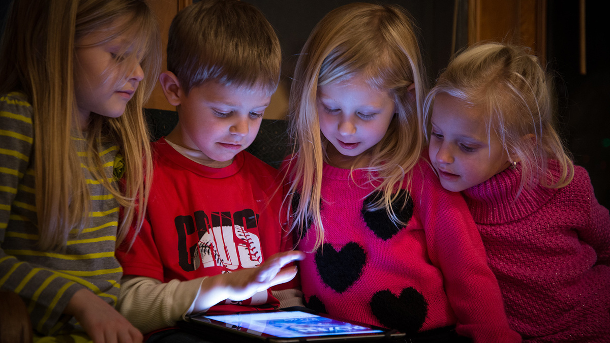 photo of Too Much Screen Time May Be Slowing Childhood Brain Development image