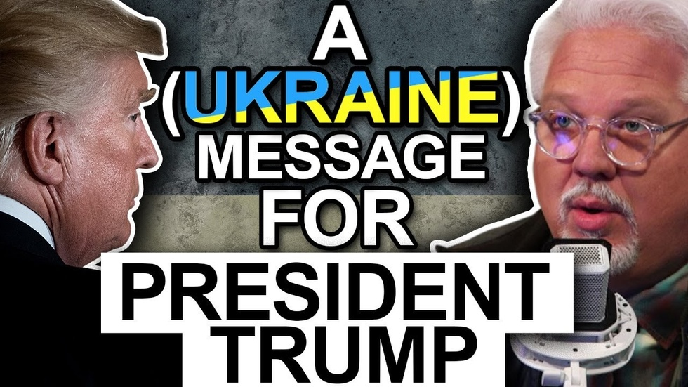 Partner Content - UKRAINE MESSAGE FOR PRESIDENT TRUMP: How to frame the quid pro quo narra...
