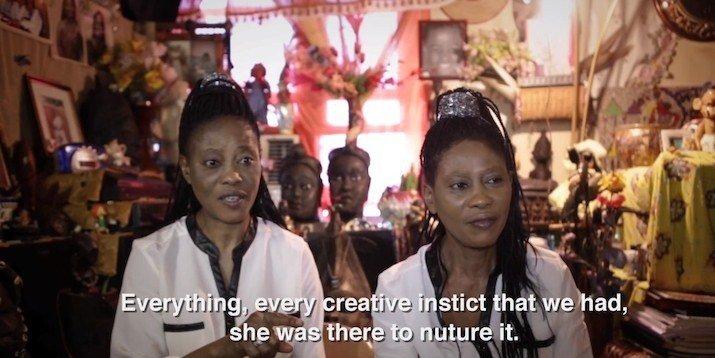 Kehinde Lijadu, One Half of the Legendary Lijadu Sisters Has Passed Away