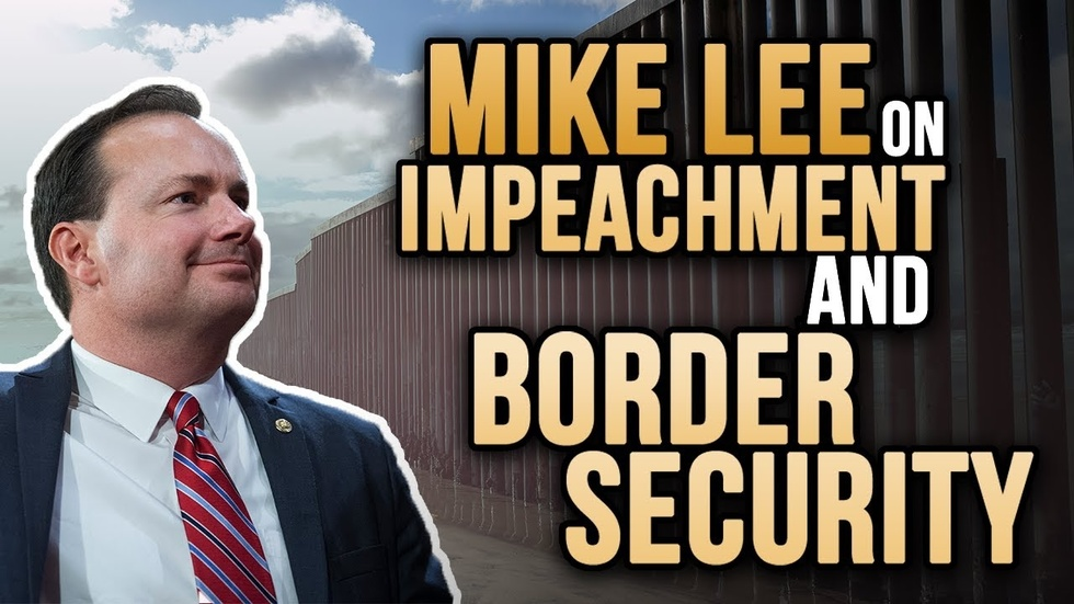 Partner Content - MIKE LEE: Cartels control Mexico, Schiff controls inquiry, WHO controls ...