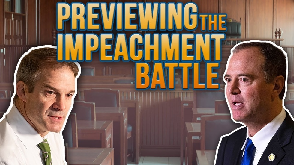 Partner Content - TRUMP IS A HAND GRENADE and Adam Schiff is the Grand Inquisitor of Impea...