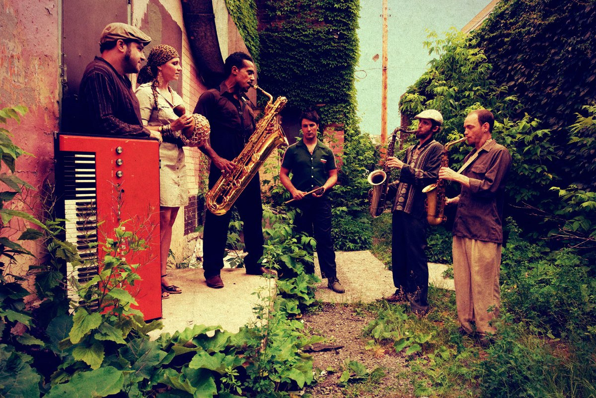 Jazz, Soul, and a Whole Lot More with the Souljazz Orchestra