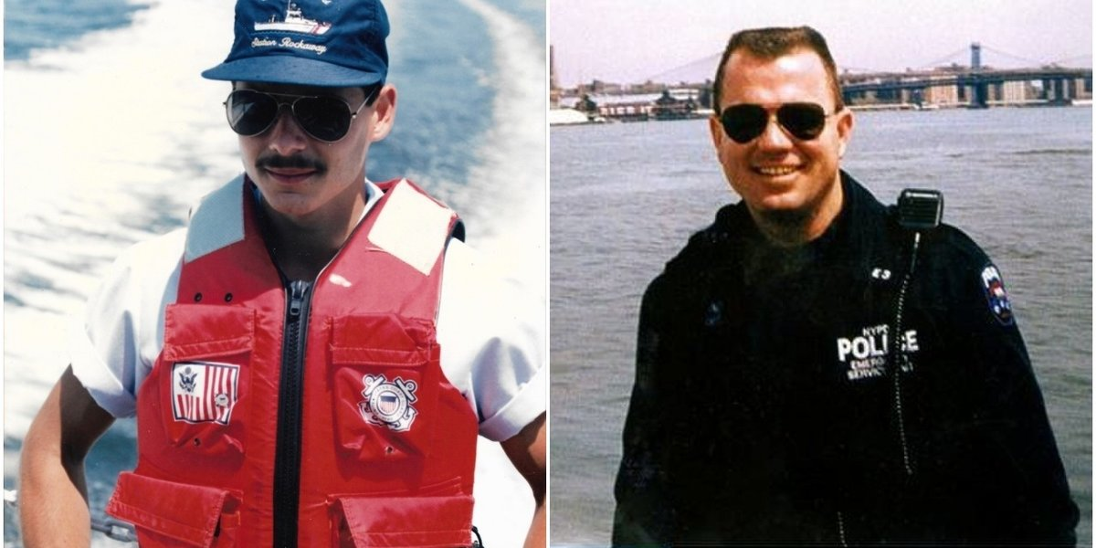 The Coast Guard is naming 2 new cutters after reservists who died helping others during 9/11