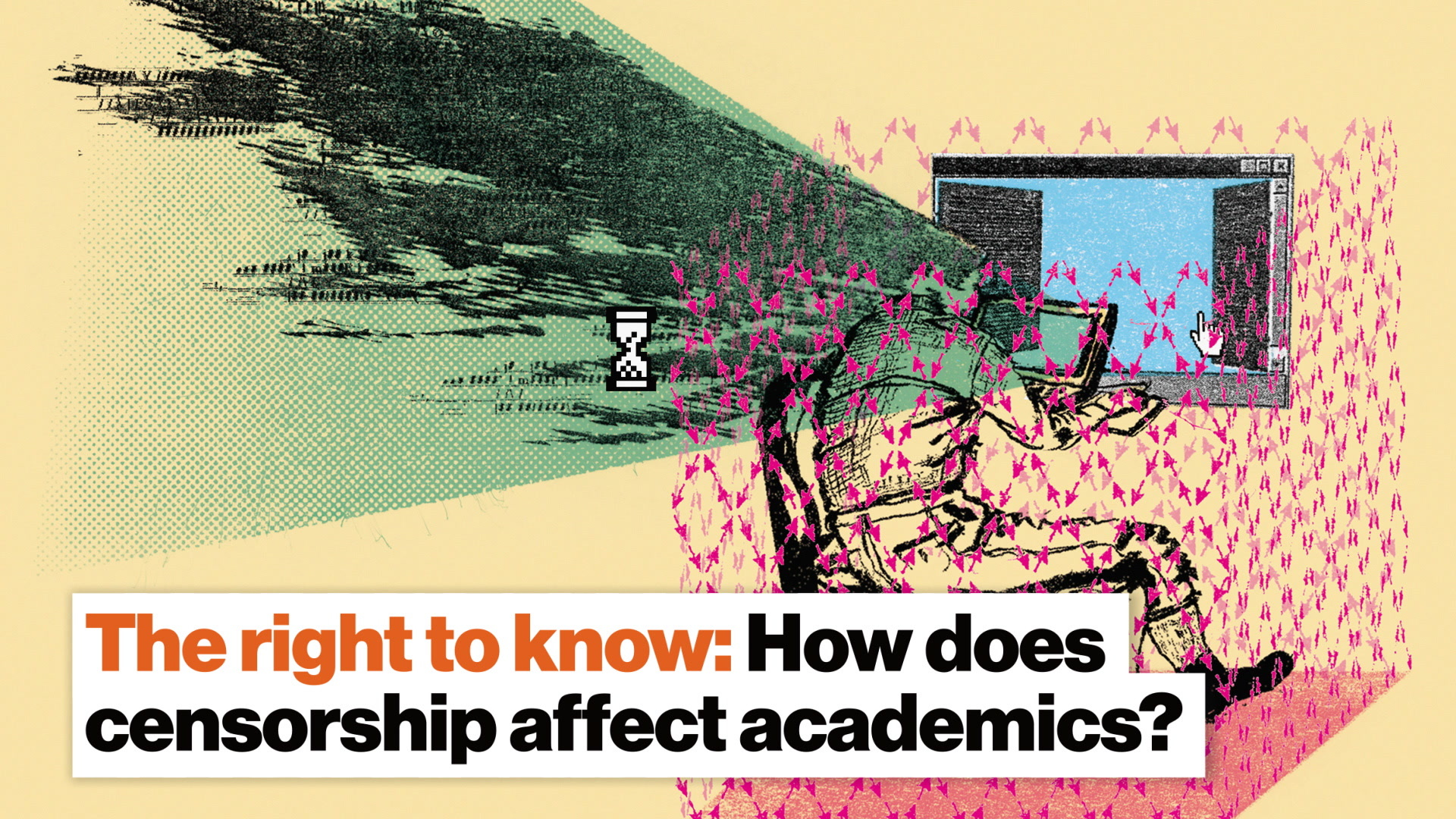 The right to know: How does censorship affect academics?