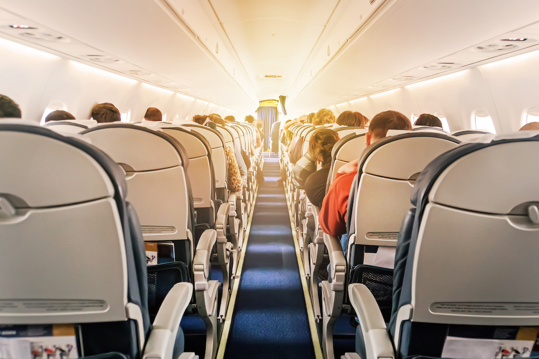 How Dancers Can Protect Their Bodies on Airplanes