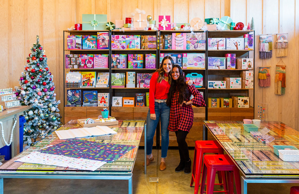 Bay Area Peeps! Brit + Co's Makeshop is Here For All Your Holiday Shopping Needs
