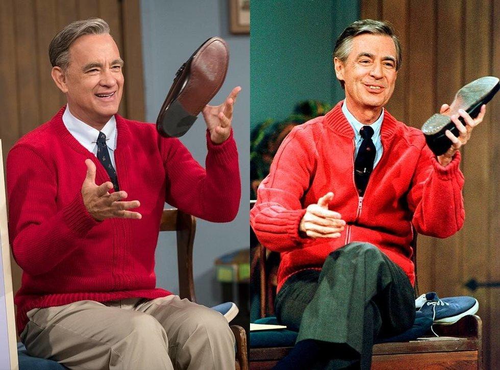 Tom Hanks Isn't Good Enough to Play Mr. Rogers