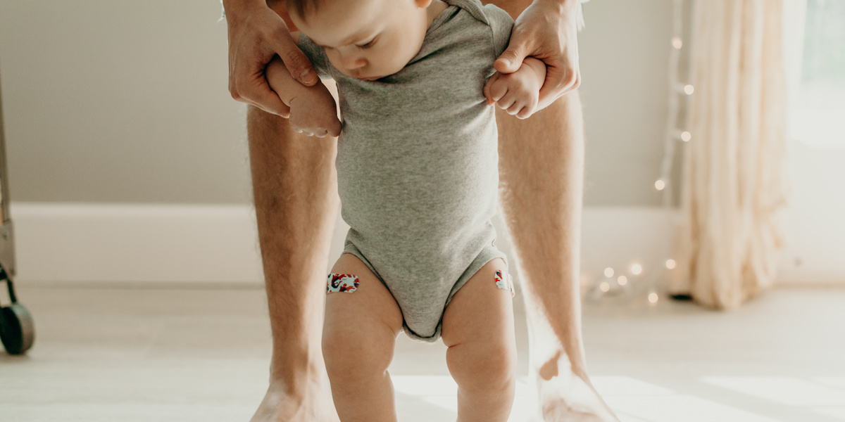 Why your parenting can't be measured by when your baby hits their milestones