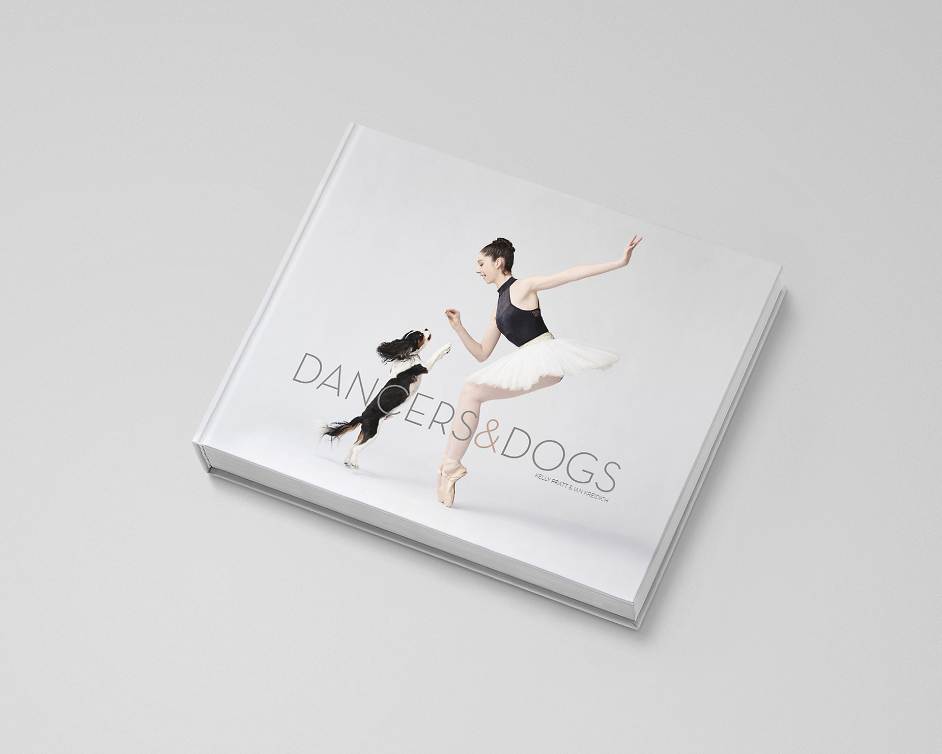 Win a Copy of Dancers & Dogs' New Coffee Table Book