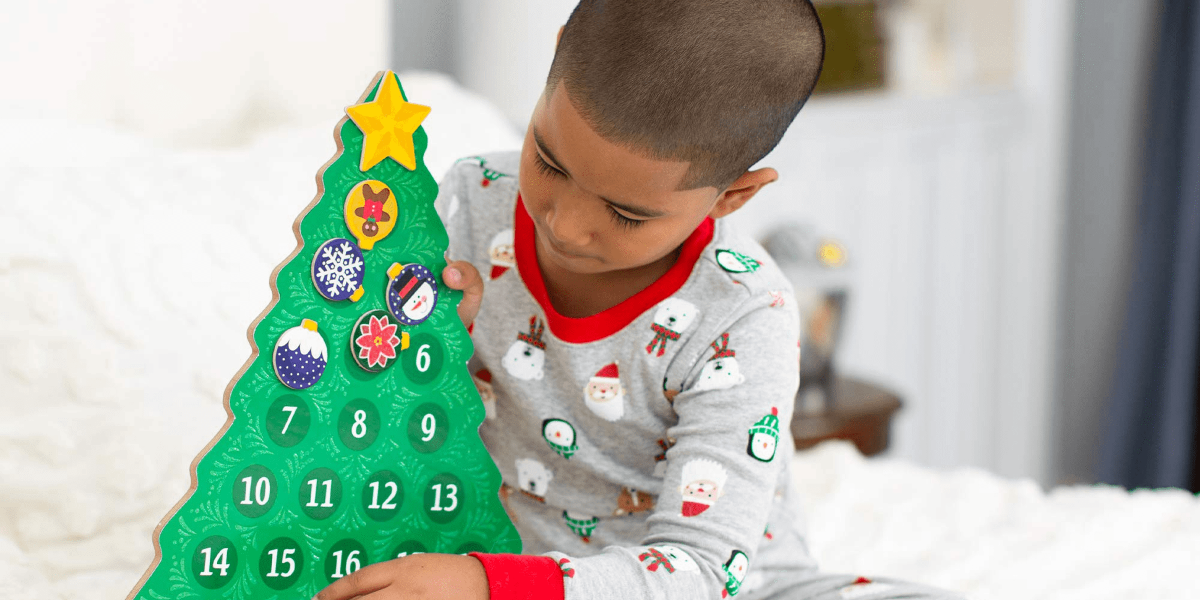 12 kids advent calendars to make this the most magical holiday yet